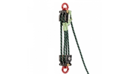 Rope & Pulley Based