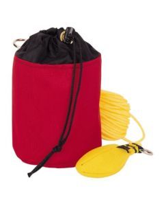 Weaver Throw Line Bag Small Red