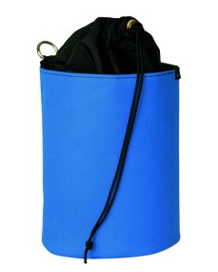 Weaver Throw Line Bag Medium Blue