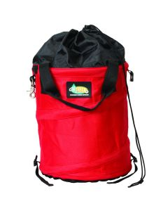 Weaver Basic Rope Bag Red