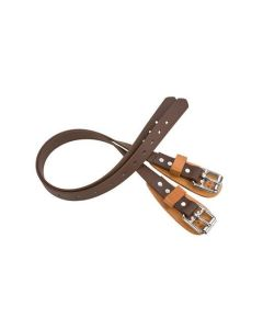 "Weaver Synthetic Upper Straps 28"" Length"