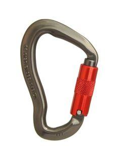 ISC 30kN Gecko Supersafe Carabiner