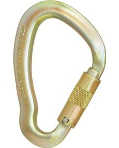 ISC 50kN Steel Big Dan Supersafe Carabiner