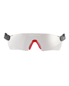 Pfanner Protos Integral Safety Glasses Clear