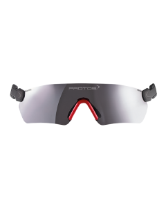 Pfanner Protos Integral Safety Glasses Gray