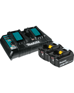 Makita 18V LXT® Dual Port Charger Pack