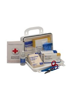 Pac-Kit 10 Person First Aid Kit, Plastic