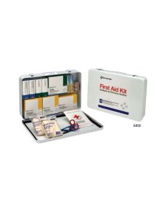 Pac-Kit 50 Person Vehicle First Aid Kit, Metal Case