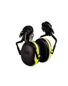 3M Helmet Mounted X4P5E Hearing Protectors