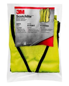 3M Yellow Reflective Safety Vest