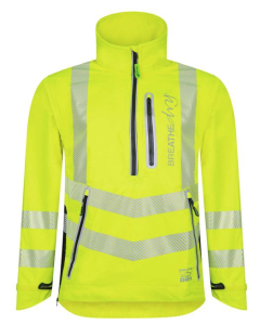 Arbortec BreatheDry® Waterproof Smock - Hi-Vis Yellow