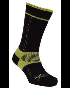Arbortec Xpert Lo Sock Black/Green