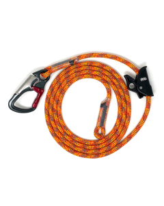 Arbsession Positioning Lanyard w/ Rope Grab