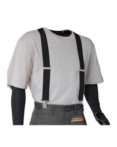 Clogger Clip-on Suspenders