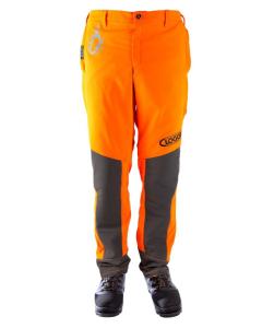 Clogger Spider Trousers - Hi-Vis Orange