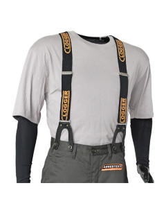 Clogger Button-on Suspenders