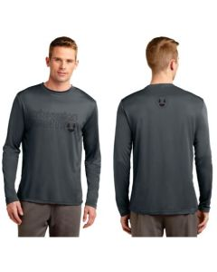 Arbsession Iron Grey Competitor Tall Long Sleeve