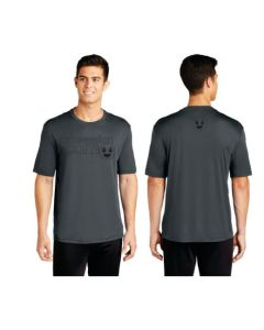 Arbsession Iron Grey Competitor Tee