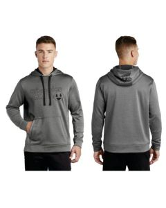 Arbsession Black Heather Pullover Hoody