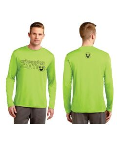 Arbsession Lime Shock Competitor Long Sleeve