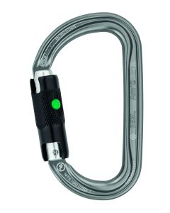 Petzl Am'D H-Frame Carabiner, Ball-Lock