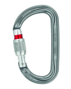 Petzl Am'D H-Frame Carabiner, Screw-Lock