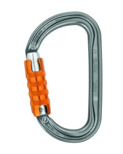 Petzl Am'D H-Frame Carabiner, Triact-Lock