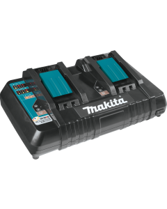 Makita 18V LXT® Lithium‑Ion Dual Port Charger