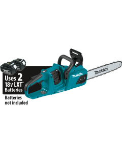"""Makita (36V) LXT® 14"""" Chain Saw, TOOL ONLY"""