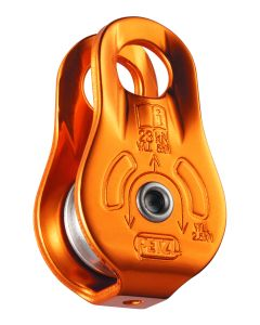 Petzl Fixe Pulley, Fixed Side Plates