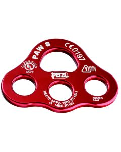 Petzl Paw Rigging Plate, NFPA, Small