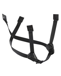 Petzl Dual Chinstrap For Vertex & Strato, Black