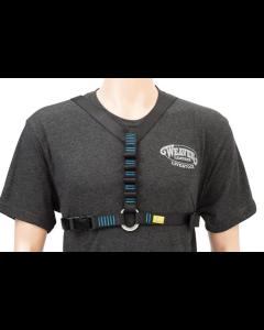 Weaver SRT Chest Harness w/ Daisy Chain