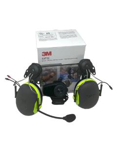 Sena 10S Installed into 3M X4P3E Muffs