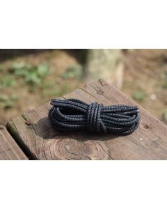 Rhino Laces Spec Ops Black 78""