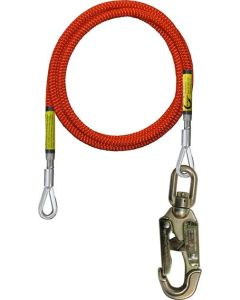 "Climb Right 1/2"" Steel Core Lanyard"