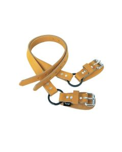 Weaver Split Ring Leather Lower Straps