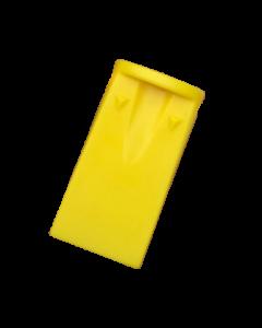 Yellow Mini Wedge